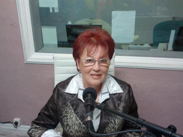 Рима Ульчина, выступление ра радио